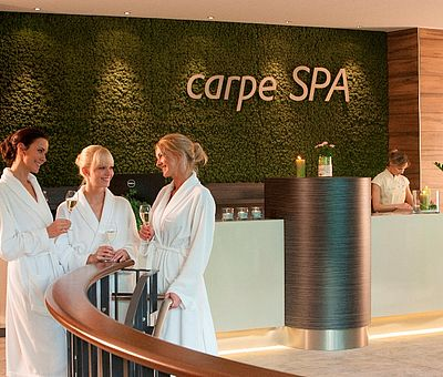 carpeSpa - Massage- und Beautyprogramme in der carpesol Spa Therme in Bad Rothenfelde