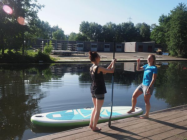 stand up paddle les in Osnabrück