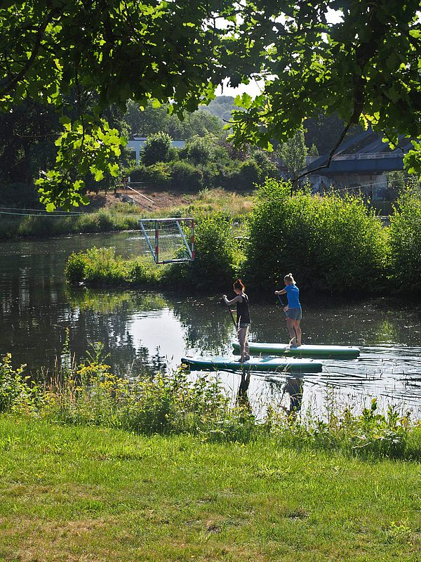 stand up paddle in Osnabrück